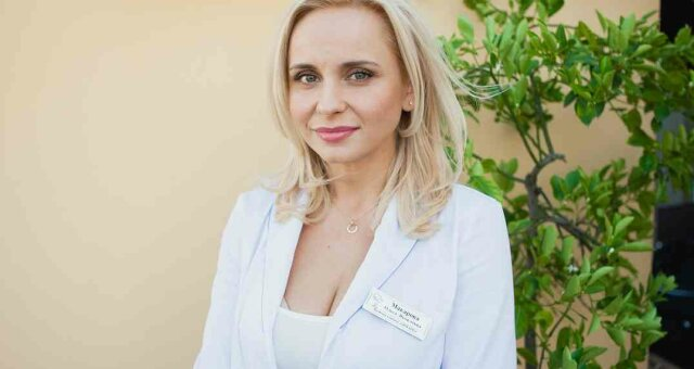 Лилия Ребрик
