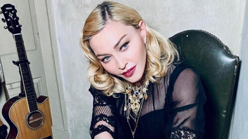 Обвислі силіконові сідниці: 61-річна Мадонна засвітила старі форми, з-за чого шанувальники почали її критикувати (ФОТО)