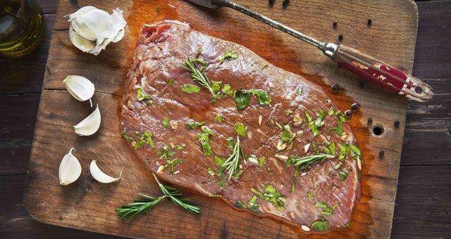 Marinade for steak
