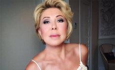 65-летняя Любовь Успенская рассказала, как сбросила 10 килограмм (ФОТО)