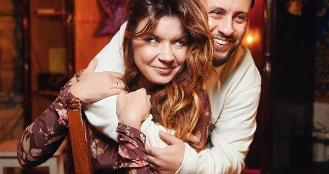 Дмитрий Монатик, жена Ирина