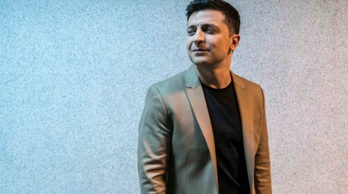 Volodymyr Zelenskiy, Actor And Political Novice, Is Leading Candidate For Ukraine's Presidency