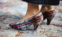 Шедевры на улицах мира: какую обувь предпочитают модницы
