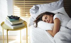 П'ять головних переваг сну на лівому боці