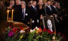Меладзе, Газманов, Цой: зірки на похоронах екс-мера Москви Юрія Лужкова