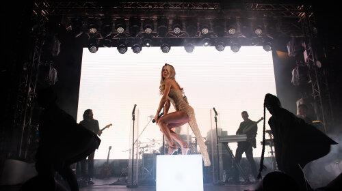 LOBODA впервые за 4 года выступила в Украине: уникальные фото с концерта