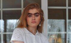 Вторая Фрида Кало: Сеть обсуждает девушку, которая  бровями заработала целое состояние (ФОТО)