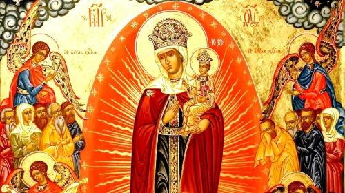 Прикмети на 6 листопада — ікона Божої Матері «Всіх скорботних радість»