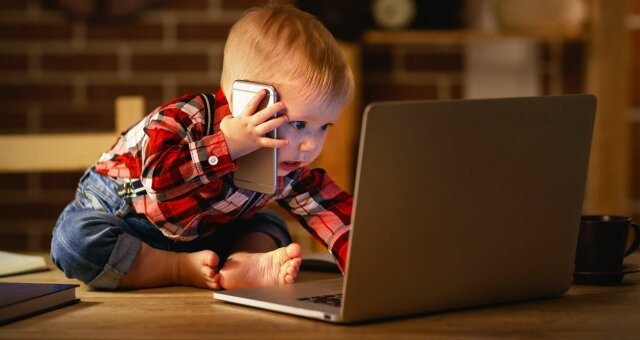 Вчені показали, як використання гаджетів пошкоджує дитячий мозок