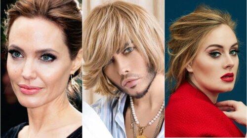 Джоли, Зверев, Адель и другие: топ-5 звезд, у которых плохие отношения с родителями