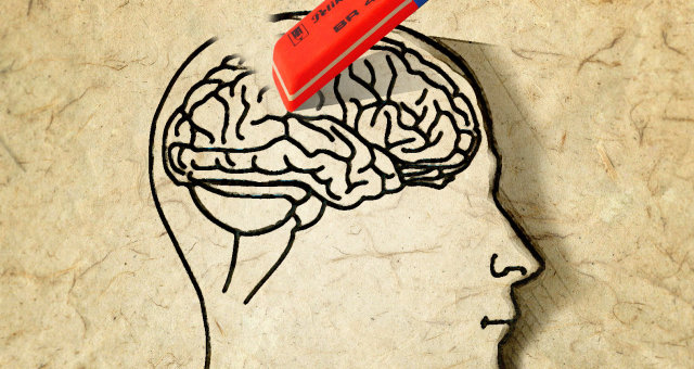 Мозг человека уменьшается