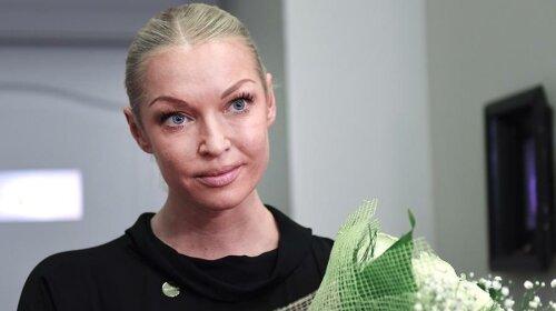 """Волочкова так растянулась в шпагате, что засветила свою """"тигрицу"""" – это надо видеть"""