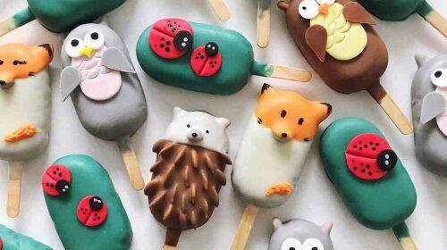 И ты так сможешь: пекарь-самоучка создал шедевральные десерты