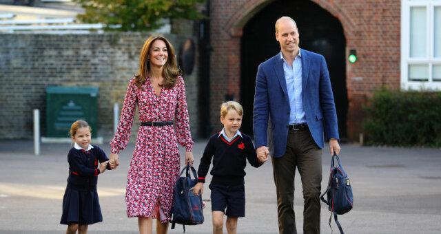кейт міддлтон, принц вільям, діти, коронавірус, джордж, шарлотта