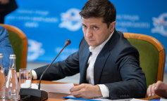 В сети появились фото офиса Зеленского: пингвины, девушки и шаурма
