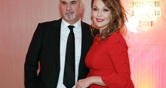 Альбина Джанабаева, Валерий Меладзе
