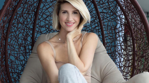 Секретные упражнения от Аниты Луценко: как подтянуть внутреннюю часть бедра