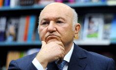 Умер экс-мер Москвы Юрий Лужков