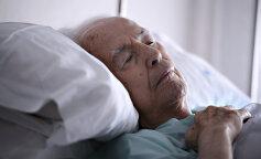 Ученые назвали признак приближающейся смерти человека