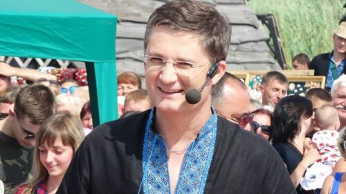 «Караоке на Майдане» возвращается? Кондратюк заинтриговал новым фото