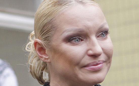 Анастасия Волочкова, плачет