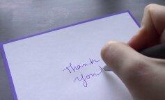 Вчені розповіли, про яких хворобах свідчить почерк людини