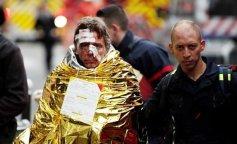 Взрыв в Париже, газ, трагедия, погибшие