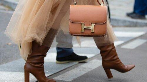 Как носить сапоги: лучшие примеры для осени от самых модных звезд street style