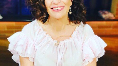 Наталья Холоденко, после родов