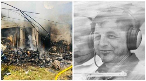 Авіакатастрофа під Коломиєю: хто був на борту і можливі причини трагедії (ФОТО, ВІДЕО)