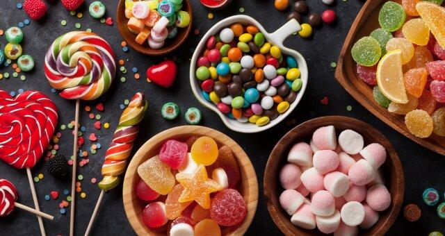 Какие сладости самые опасные для здоровья