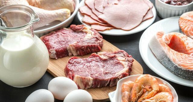 Жиры и белки - в основе кето диеты