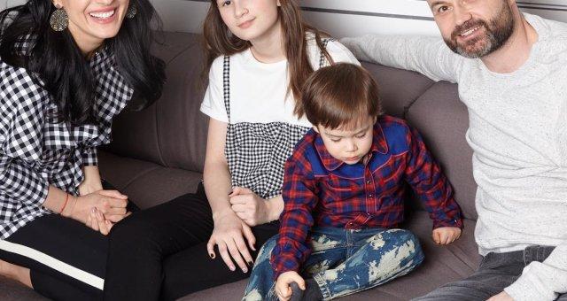 Маша Ефросинина, Тимур Хромаев, дети