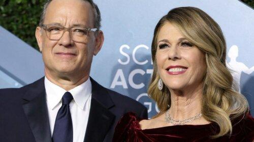Всего неделя и болезнь прошла: актер Том Хэнкс и его жена Рита Вилсон вылечились от коронавируса