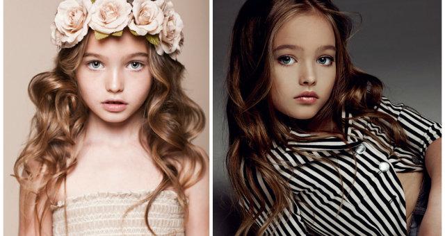 самые красивые дети топ-10
