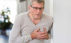Названо перший симптом-провісник серцевого нападу