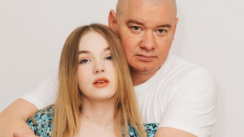 евгений кошевой с дочерью