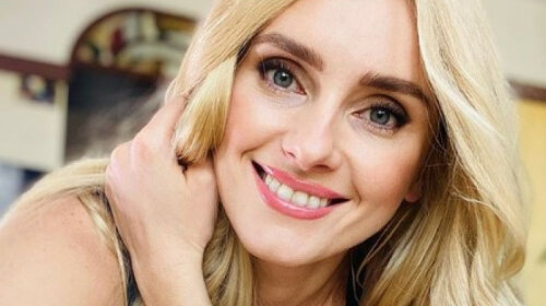 Ирина Федишин рассказала, какие споры с мужем вызвал ее новый клип