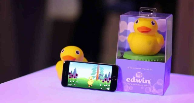 Edwin the Duck