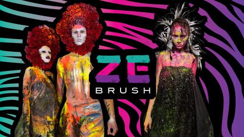 ZeBrush и ZeColor 2019: чем запомнились самые грандиозные beauty-мероприятия