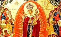 Приметы на 6 ноября — икона Божией Матери «Всех скорбящих радость»