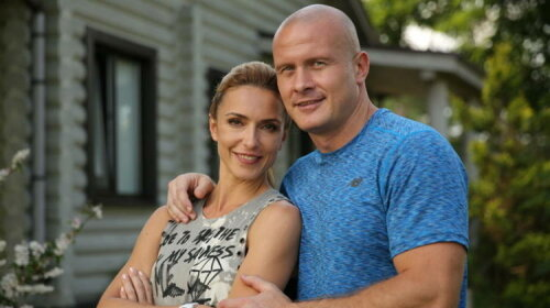 В'ячеслав Узєлков: З колишньою дружиною Мариною ми вели «Хто зверху?» для «зважених»
