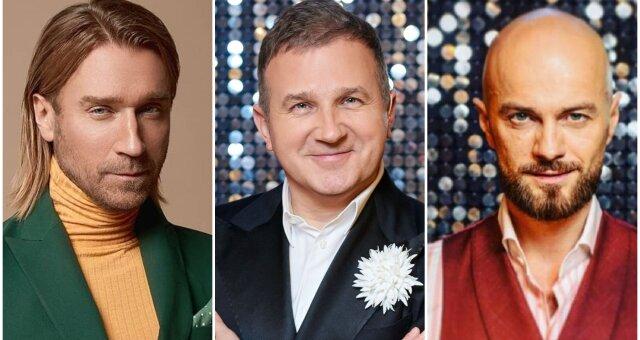 8 марта, праздник, мужчины украинского шоу-бизнеса