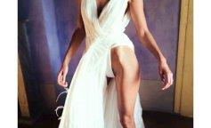 свадебное платье Эдиты Вилкевичуте