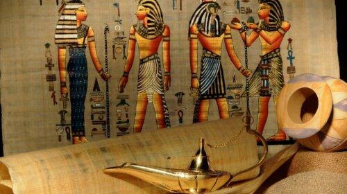 Ученые нашли в древнеегипетском дворце неизвестный науке цвет