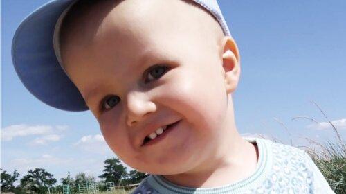 2-річний Саша хворіє практично з народження. Потрібна трансплантація кісткового мозку: батьки малюка просять про допомогу