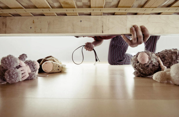 Шлепанье – это насилие. Резкий пост-осуждение физических наказаний