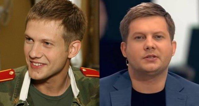 Борис Корчевников, болен