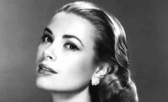 00/00/1950. Grace Kelly portraits in the 1950's