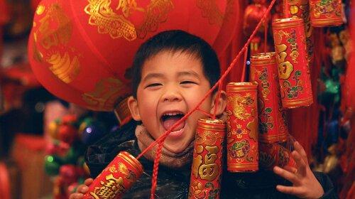 китайський хлопчик